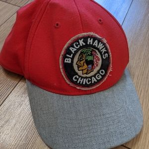 NHL Chicago Blackhawks hat